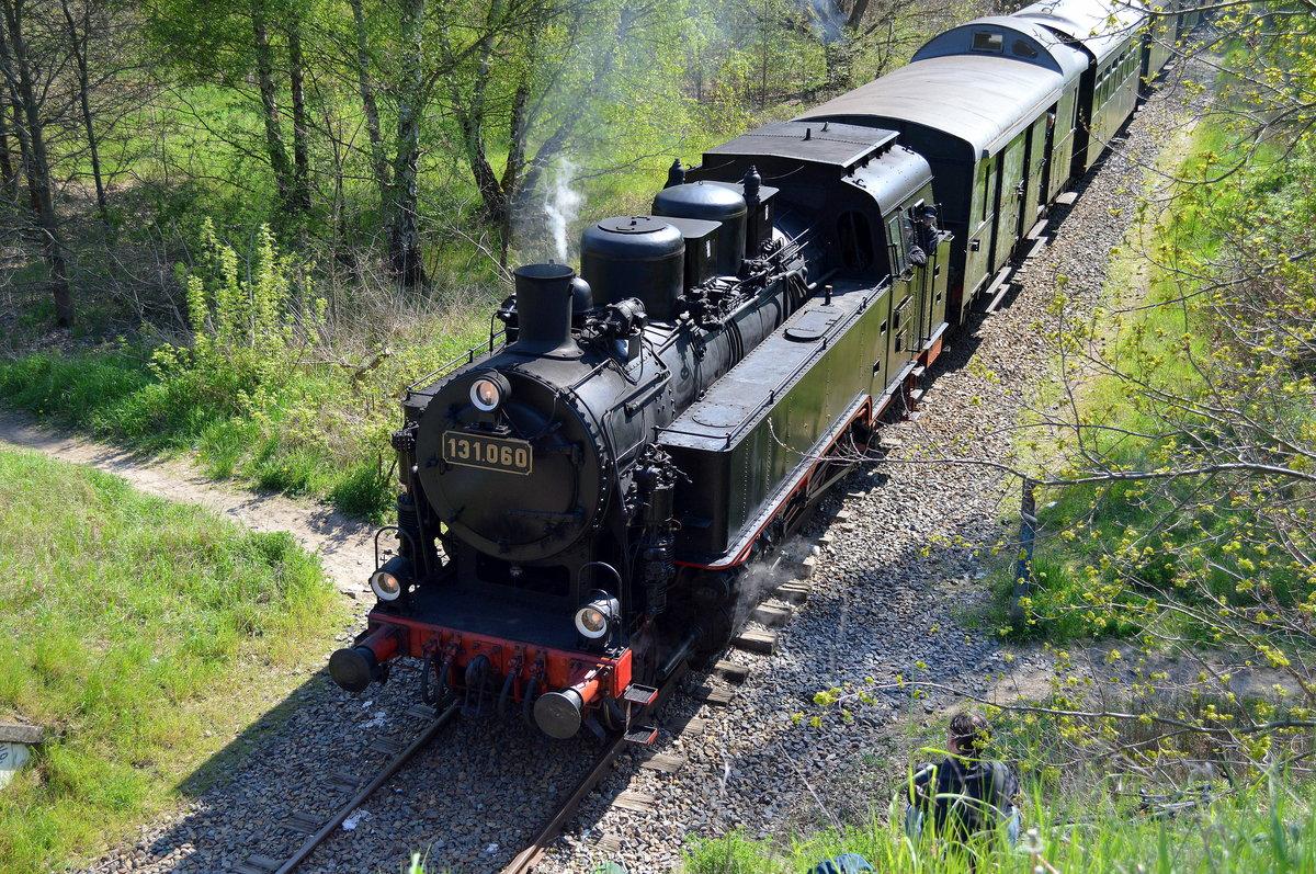 Die Berliner Eisenbahnfreunde Ev Fuhren Zu Ihrem Frühlingsfest In