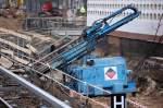 Sonstige/106928/ein-bohsystem-bohrt-bei-laufendem-betrieb Ein Bohsystem bohrt bei laufendem Betrieb direkt unterhalb der Bahntrasse am S-Bhf Berlin-Ostkreuz, Typ + Hersteller? der Fa. NEIDHARDT GRUNDBAU im Sommer 2008
