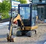 caterpillar-cat/83657/leasingbaufahrzeug-minibagger-cat-3016c-110610-s-bhf Leasingbaufahrzeug Minibagger CAT 301.6C, 11.06.10 S-Bhf. Berlin-Karow.