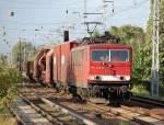 BR 155/92987/155-234-8-mit-einem-gemischten-gueterzug 155 234-8 mit einem gemischten Güterzug Richtung Karower Kreuz Berlin, 28.05.09 Berlin-Karow.