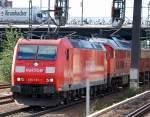 BR 185.1/94735/185-197-1-mit-ludmilla-und-gemischtem 185 197-1 mit Ludmilla und gemischtem Güterzug Richtung Berlin-Wedding, 15.09.10 Berlin-Beusselstr.