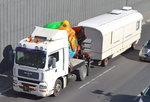 Borkowski Umzüge Berlin tgx 18 480 wechsellader ein umzugs lkw der fa borkowski umzüge