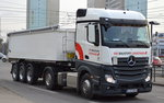 MB NEW ACTROS 1842 Sattelkipper Fa.