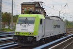 Captrain/ITL 185 581-6 am 18.05.16 Berlin Greifswalder Str.