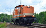 LOCON 206 (212 095-4) am 02.06.16 Berlin Wuhlheide.